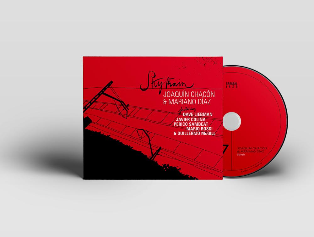 Skytrain Errabal Jazz portada CD