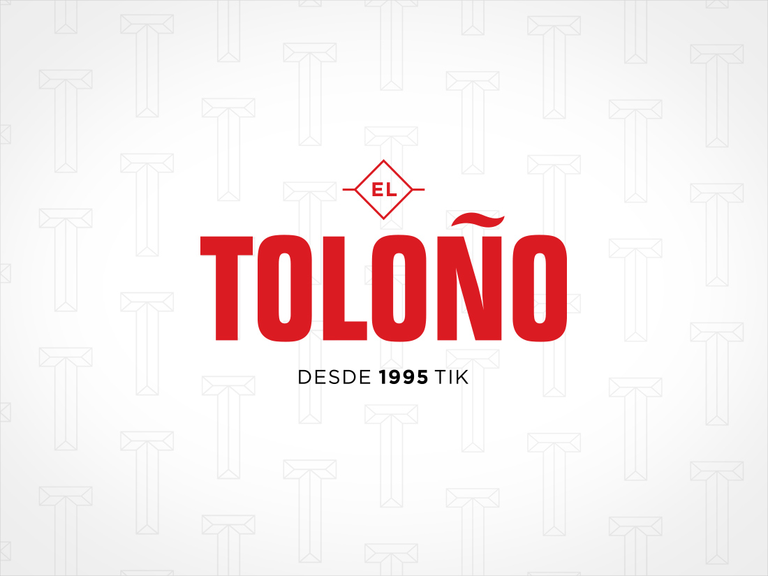 El Toloño Logotipo