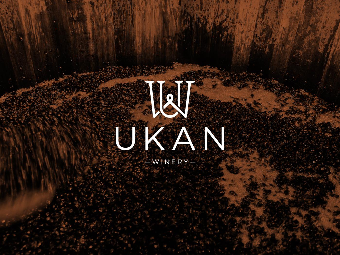 Ukan Winery Logotipo